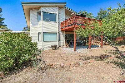 Pagosa Springs Multi Family Home For Sale: 214 E Golf Place