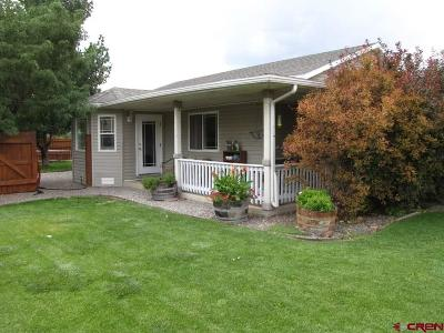 Montrose Single Family Home For Sale: 2708 Country Club
