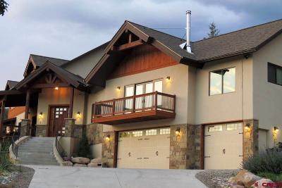La Plata County Single Family Home For Sale: 125 Legends Drive