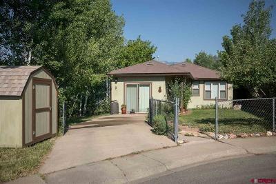 La Plata County Single Family Home For Sale: 3303 E 5th Avenue