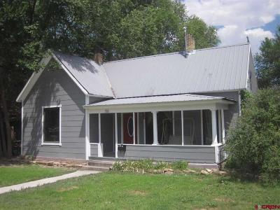Delta CO Single Family Home For Sale: $144,900