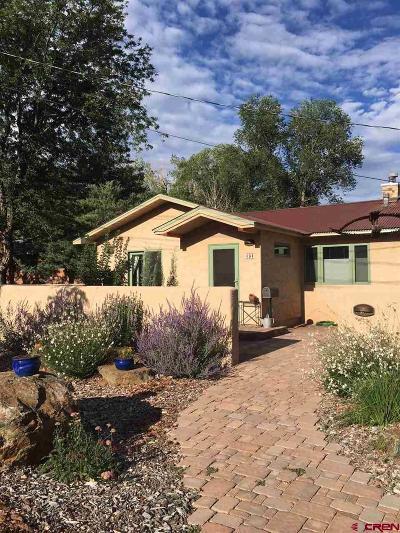 La Plata County Single Family Home For Sale: 191 Riverview Drive