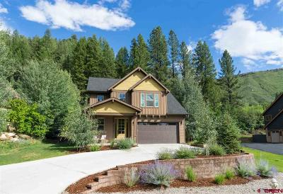 La Plata County Single Family Home For Sale: 71 Ute Pass West