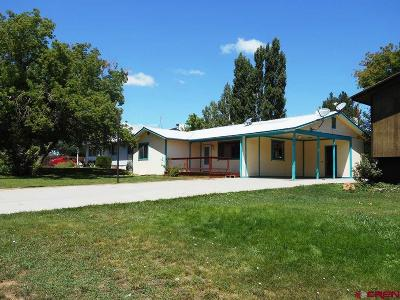 Cortez CO Single Family Home UC/Contingent/Call LB: $179,000