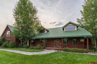 Gunnison Single Family Home For Sale: 145 Chinook Trail