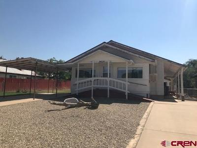 Cortez CO Single Family Home For Sale: $189,900
