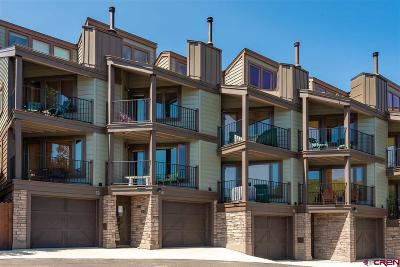 Mt. Crested Butte Condo/Townhouse UC/Contingent/Call LB: 31 Marcellina Lane #31