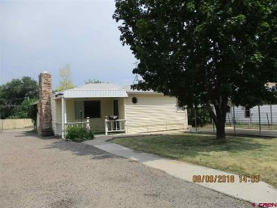 Cortez CO Single Family Home UC/Contingent/Call LB: $119,000
