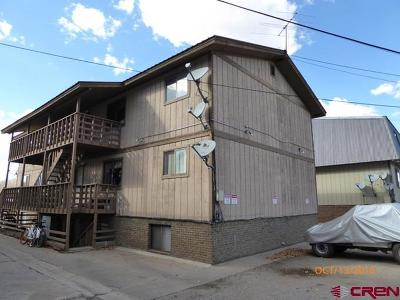 Gunnison Condo/Townhouse UC/Contingent/Call LB: 306 N 9th Street #6B