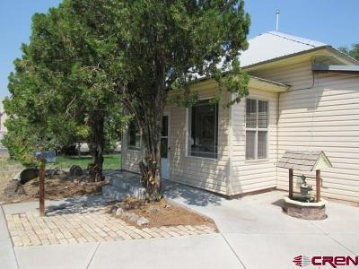 Delta CO Single Family Home UC/Contingent/Call LB: $115,000