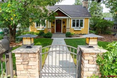 La Plata County Single Family Home For Sale: 2616 W 2nd Avenue