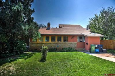 La Plata County Single Family Home For Sale: 7 Animas Place