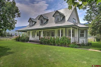 La Plata County Single Family Home For Sale: 180 Rice Lane