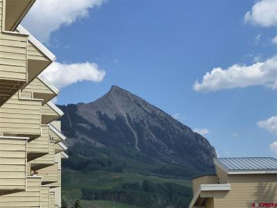 Mt. Crested Butte Condo/Townhouse UC/Contingent/Call LB: 710 Gothic Road