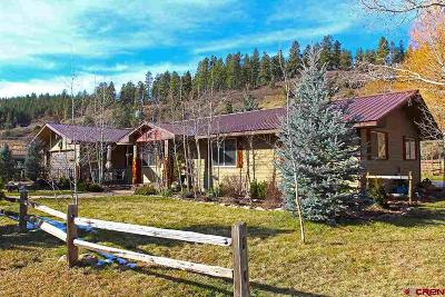 Durango Single Family Home UC/Contingent/Call LB: 221 North East Circle