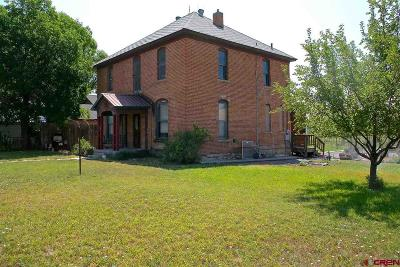 Crawford, Hotchkiss, Paonia Single Family Home UC/Contingent/Call LB: 261 W Hotchkiss Avenue