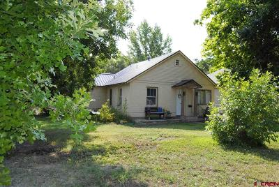 Delta CO Single Family Home UC/Contingent/Call LB: $134,900