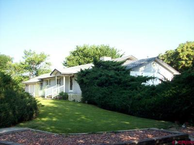 Delta CO Single Family Home UC/Contingent/Call LB: $225,000