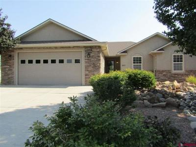 Delta CO Single Family Home UC/Contingent/Call LB: $265,000