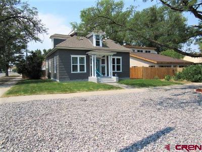 Delta CO Single Family Home UC/Contingent/Call LB: $199,000