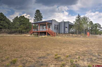 La Plata County Single Family Home UC/Contingent/Call LB: 665 Rustic Road