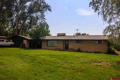 Cortez Single Family Home UC/Contingent/Call LB: 7071 Road 26.5