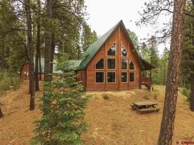 La Plata County Single Family Home UC/Contingent/Call LB: 404 Ridge Crest Drive