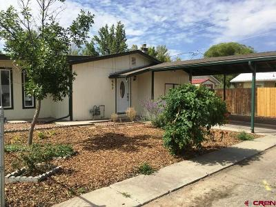 Delta CO Single Family Home NEW: $159,000