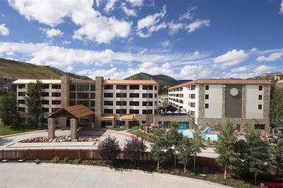 Mt. Crested Butte Condo/Townhouse For Sale: 6 Emmons Road #573