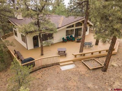 Ridgway Single Family Home UC/Contingent/Call LB: 435 Juniper Road