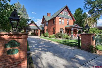 La Plata County Single Family Home NEW: 1237 E 3rd Avenue