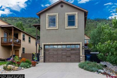 Durango Single Family Home For Sale: 344 Jenkins Ranch Road