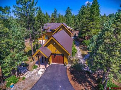 Pagosa Springs Single Family Home For Sale: 417 Blanca