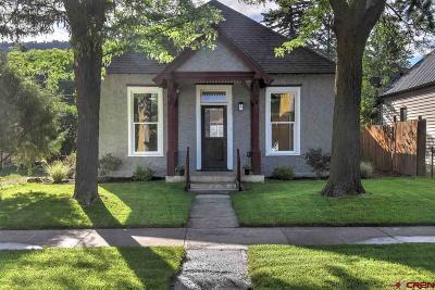 Durango Multi Family Home For Sale: 632 E 5th Ave