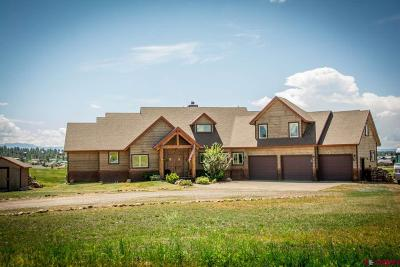 Pagosa Springs Single Family Home UC/Contingent/Call LB: 79 Glade Drive