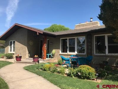 Cortez Single Family Home For Sale: 1706 E Hermosa Street