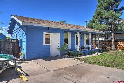 Bayfield Single Family Home UC/Contingent/Call LB: 847 E East Court