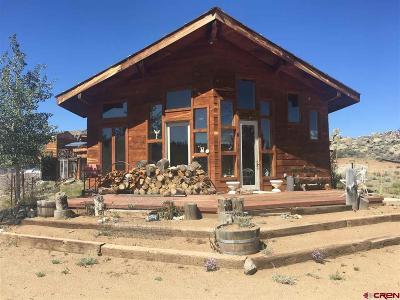 Gunnison Single Family Home For Sale: 43620 Deer Play Run