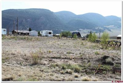 Creede Residential Lots & Land For Sale: 447 W Spruce Drive