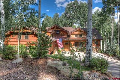 Durango Single Family Home For Sale: 90 Long Story Road