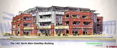 Durango, Bayfield, Cortez, Telluride Commercial For Sale: 1401 Main Avenue