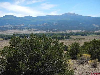 Del Norte Residential Lots & Land For Sale: 5 Embargo Trail