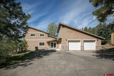 Durango Single Family Home For Sale: 768 Sortais Road
