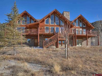South Fork Single Family Home For Sale: 338 S Skyline Drive