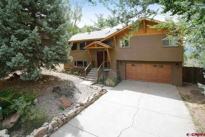 Durango Single Family Home UC/Contingent/Call LB: 2607 N College Drive