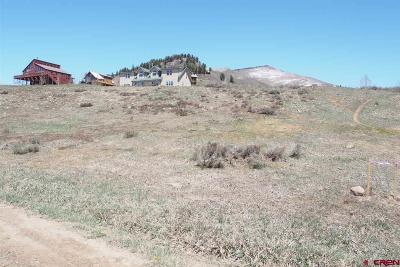 Crested Butte South Residential Lots & Land UC/Contingent/Call LB: 47 Haverly Street