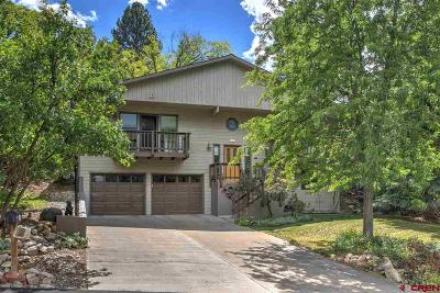 Durango Single Family Home For Sale: 109 Oak Valley Drive