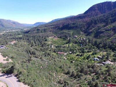 Durango Residential Lots & Land For Sale: Cr 201