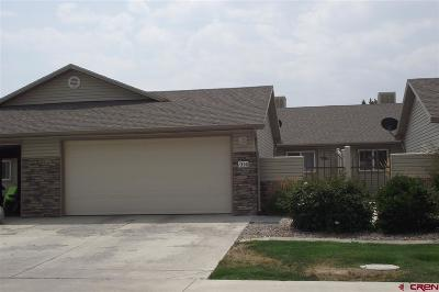 Montrose CO Condo/Townhouse For Sale: $179,950
