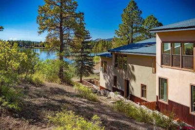 Pagosa Springs Condo/Townhouse For Sale: 1288 Cloud Cap Avenue #8